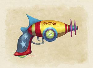 Atomic Raygun color