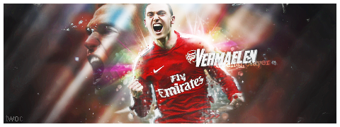 SIGNATURE - Vermaelen by Two-C