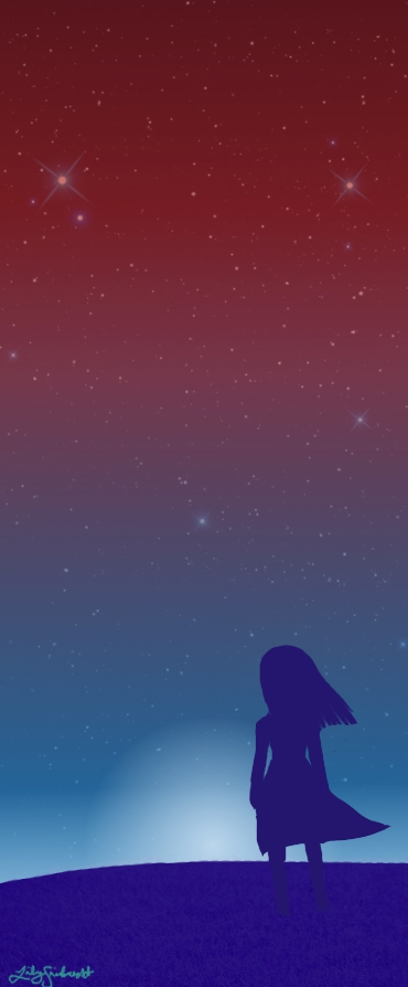 Sunset on mars ver 2 by aria melodie on deviantart - Mars sunset wallpaper ...