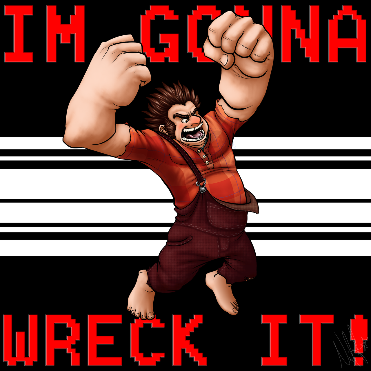 i_m_gonna_wreck_it____by_shadowthshapeshifter-d5lokov.png