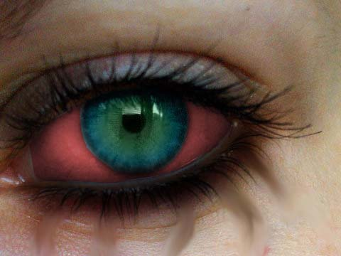 The Vampire Diaries Eye by bubble0flame on DeviantArt