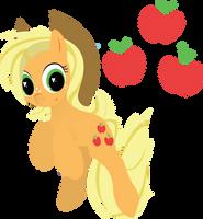 Applejack recolor by CreativPony