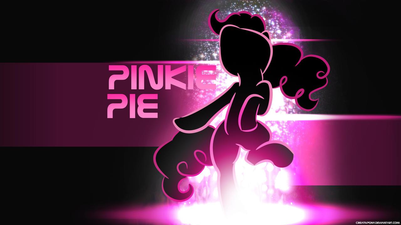 Pinkie Pie Dance Wallpaper by CreativPony