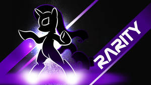 Rarity Wallpaper by CreativPony