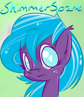 ShimmerDoodle by CreativPony