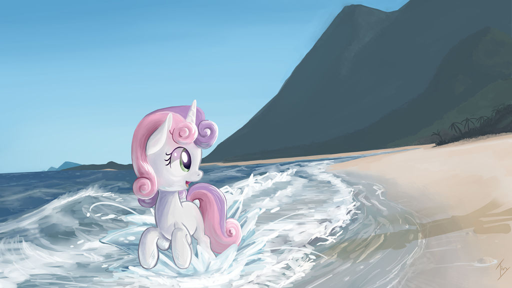 Summer Time Sweetie by CreativPony