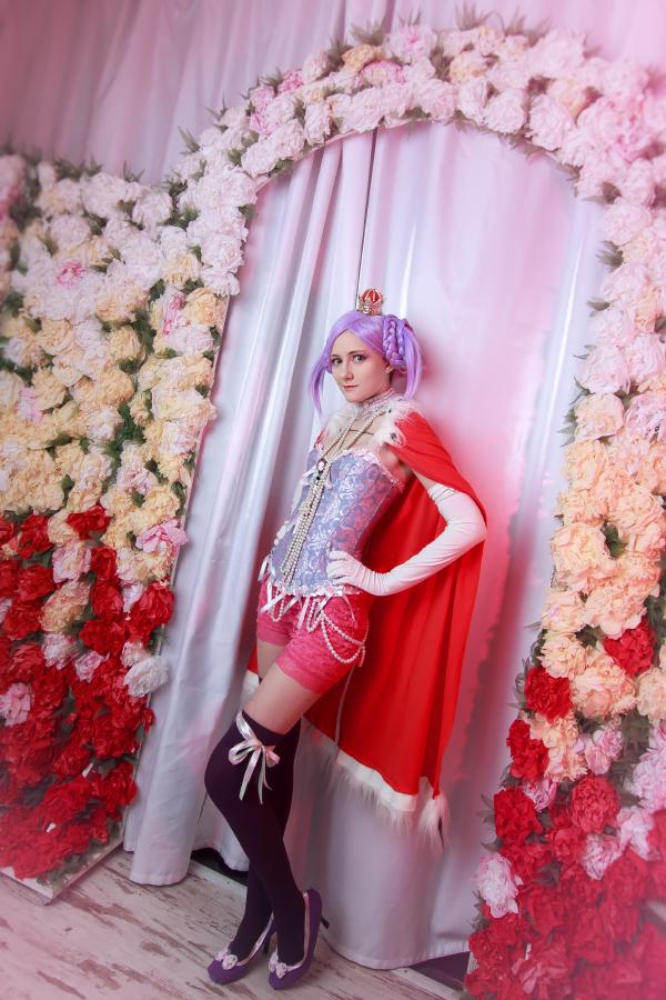 Original burlesque princess by dragonanjo