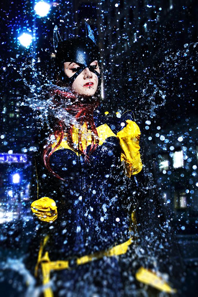 Batgirl of Burnside by dragonanjo