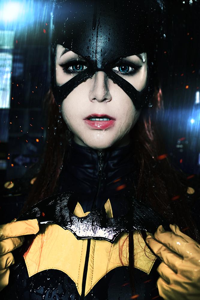 Batgirl by dragonanjo