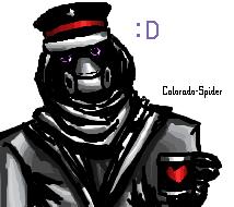 iscribble Captain by Yanguchitzure