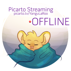 (Offline) Picarto Streaming