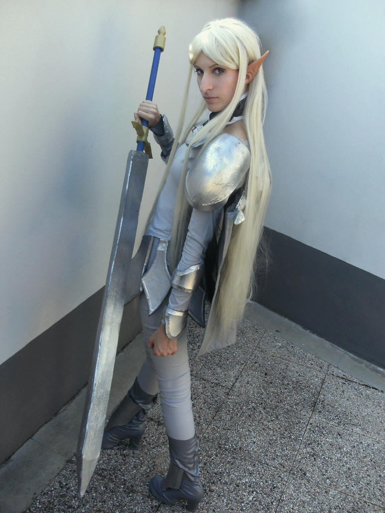 Claymore Teresa Cosplay Claymore by ladymascettiTeresa Claymore Cosplay