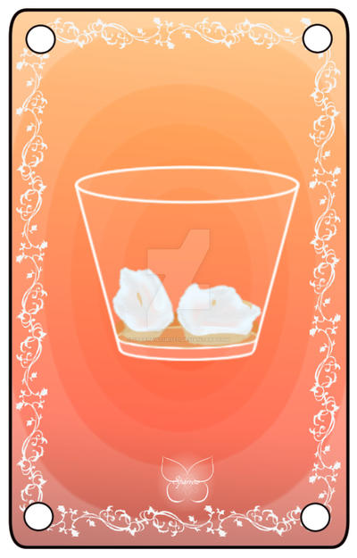 Couverture : Juste un verre by SparrowCursed