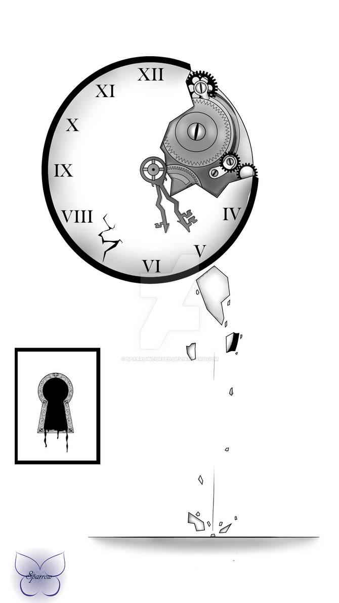 Tatoo Horloge
