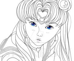 Sailormon redraw