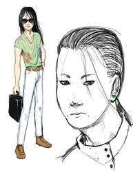 Luka Ming - OC