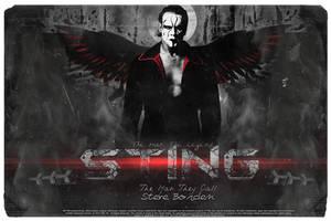 Sting Wallpaper by SoulRiderGFX