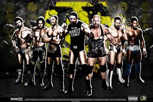 WWE Nexus 2012 Wallpaper