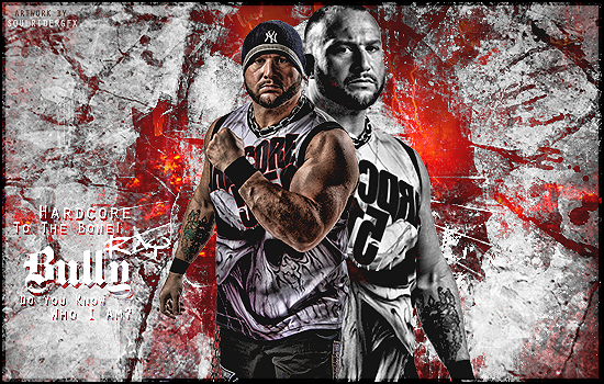 Bully Ray Signature V2 by SoulRiderGFX