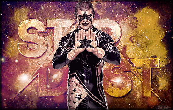 Stardust Signature by SoulRiderGFX