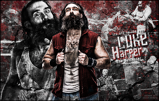 Luke Harper Signature by SoulRiderGFX