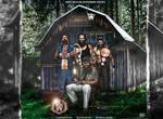 Wwe Wyatt Family Poster