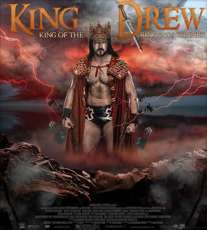 WWE King Of The Ring Poster