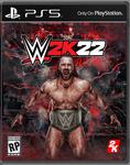 WWE 2K22 Drew McIntyre Cover by SoulRiderGFX