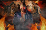 Karrion Kross NXT Champion Poster by SoulRiderGFX