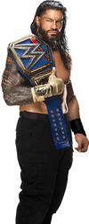 Roman Reigns PNG (Render Manipulation) by SoulRiderGFX