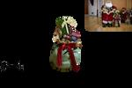Santa's Bag PNG