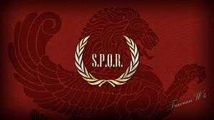 SPQR Wallpaper