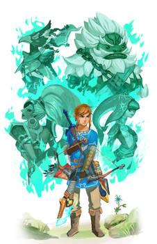 Zelda BoTW - Champions' Gifts