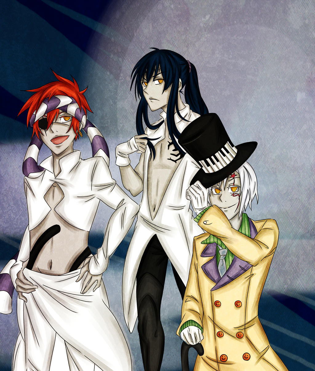 Contest: Role Swap! by HikaTsun