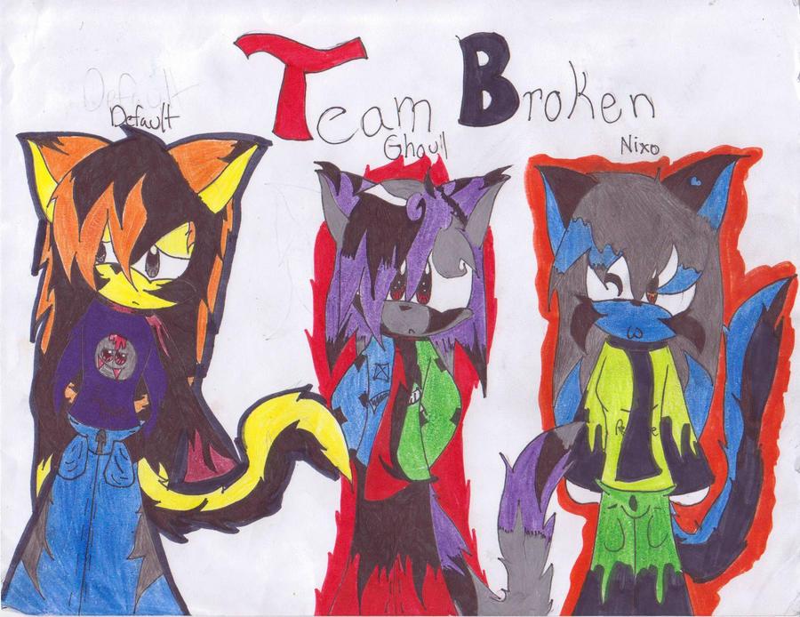 :Team-Broken: by Ghoulx