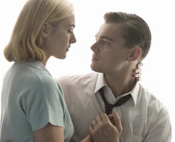 Leo DiCaprio and Kate Winslet by PinkCuty