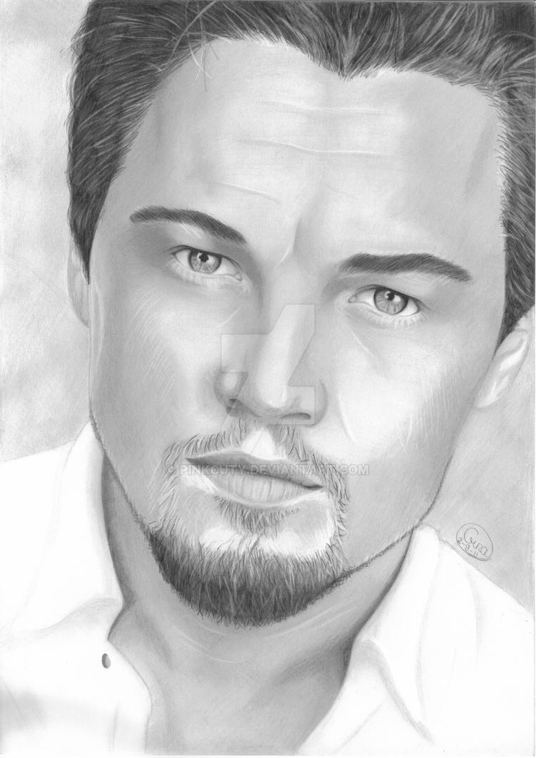 Leonardo Dicaprio by PinkCuty