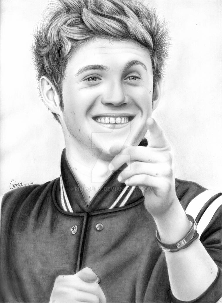Niall Horan by PinkCuty