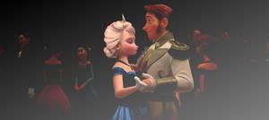 Winter's Waltz [Hans/Elsa]