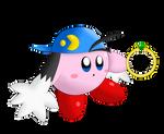 Klonoa Kirby by IronChief01