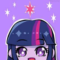 Twilight Sparkle icon by Ayachiichan
