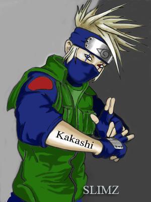 Kakashi by vietxtypexrz