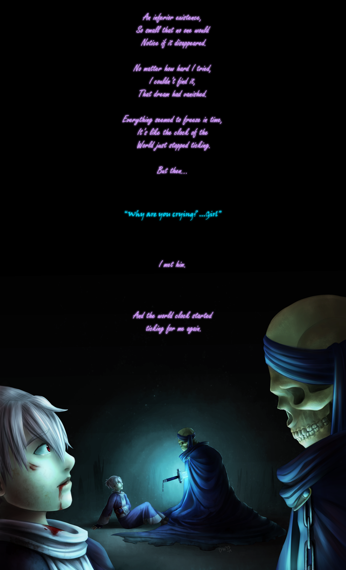 SoC: Contract records - Back to Zero by dragoonwys