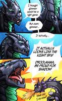 FR: Dark Glimmer is shady by dragoonwys