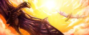 FR: Twirl in the skies
