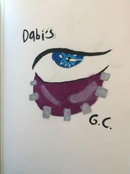 Dabis eye