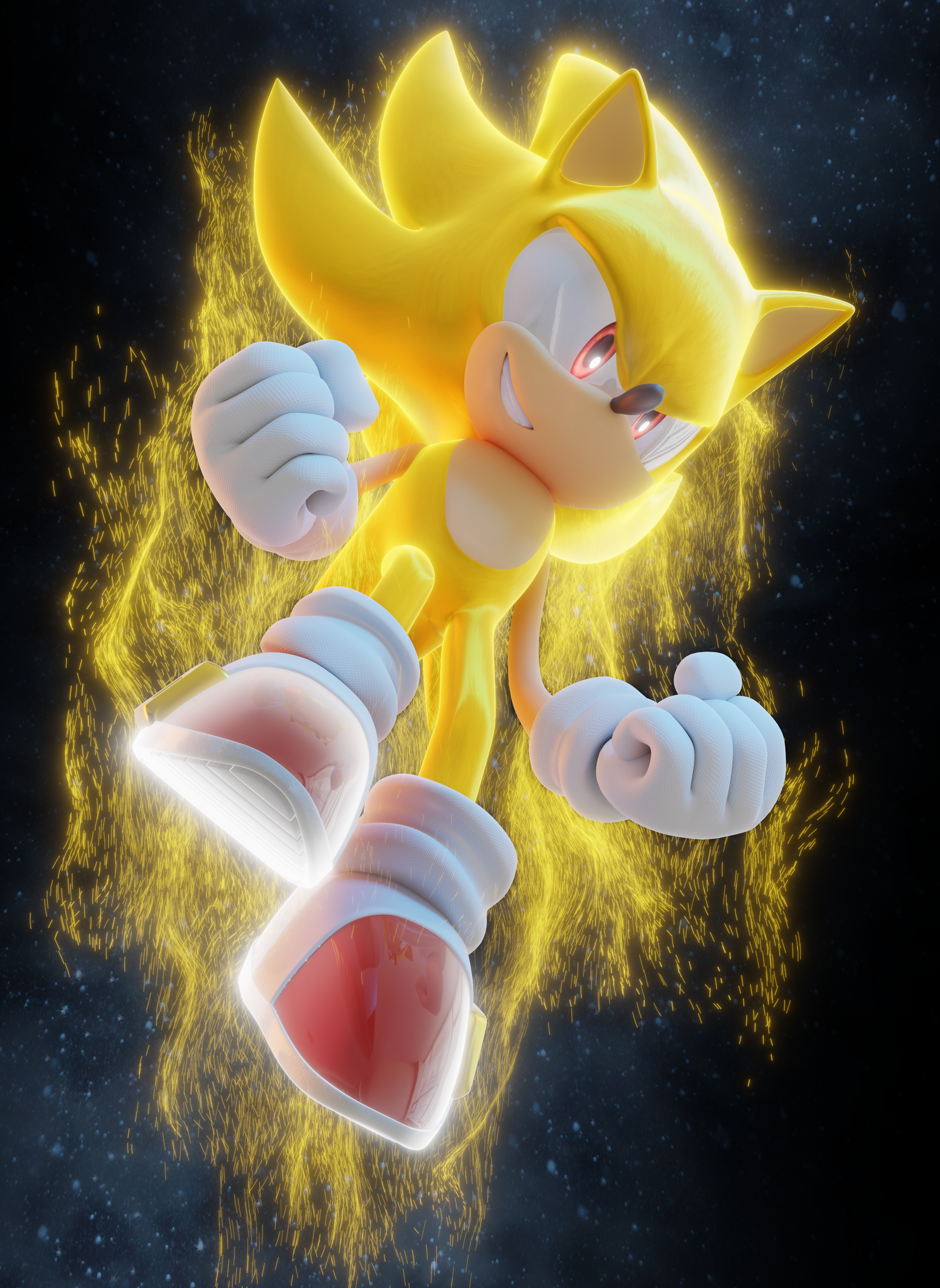 Marza Super Sonic By Spoonscribble On Deviantart