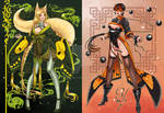 [CLOSE] Adoptable #Kitsune #Oni 07 Auction