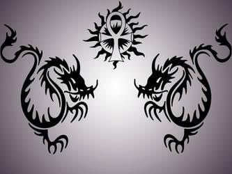 dragon by Conari