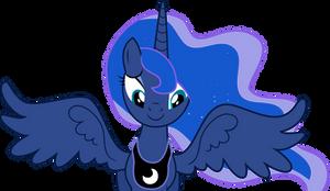Luna Vector by FlawlessTea